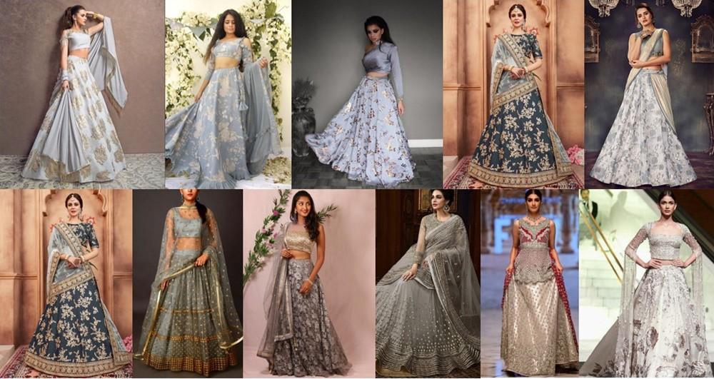 Modern Lehenga Designs for your Wedding
