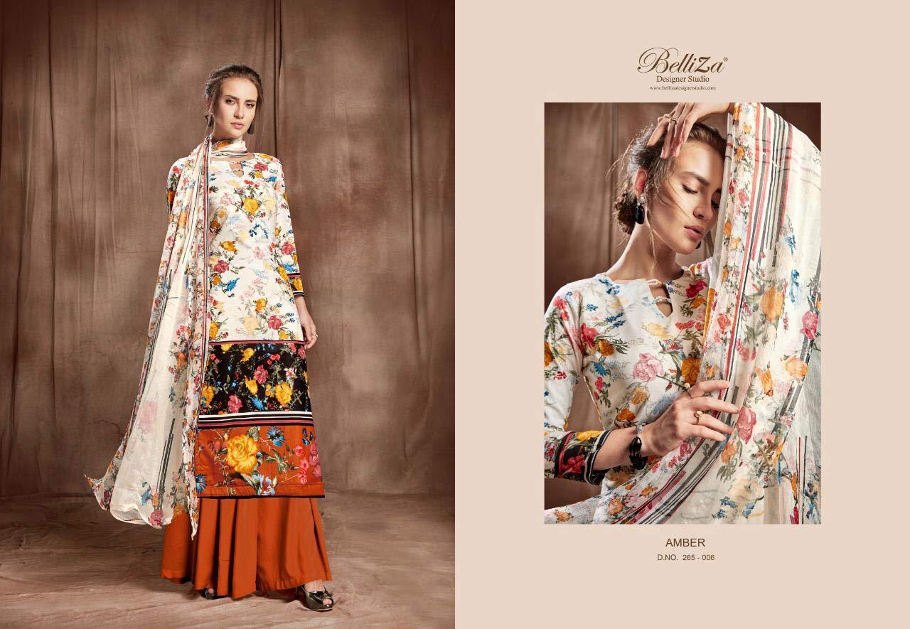 Belliza Designer Studio Amber Digital Printed Salwar Kameez