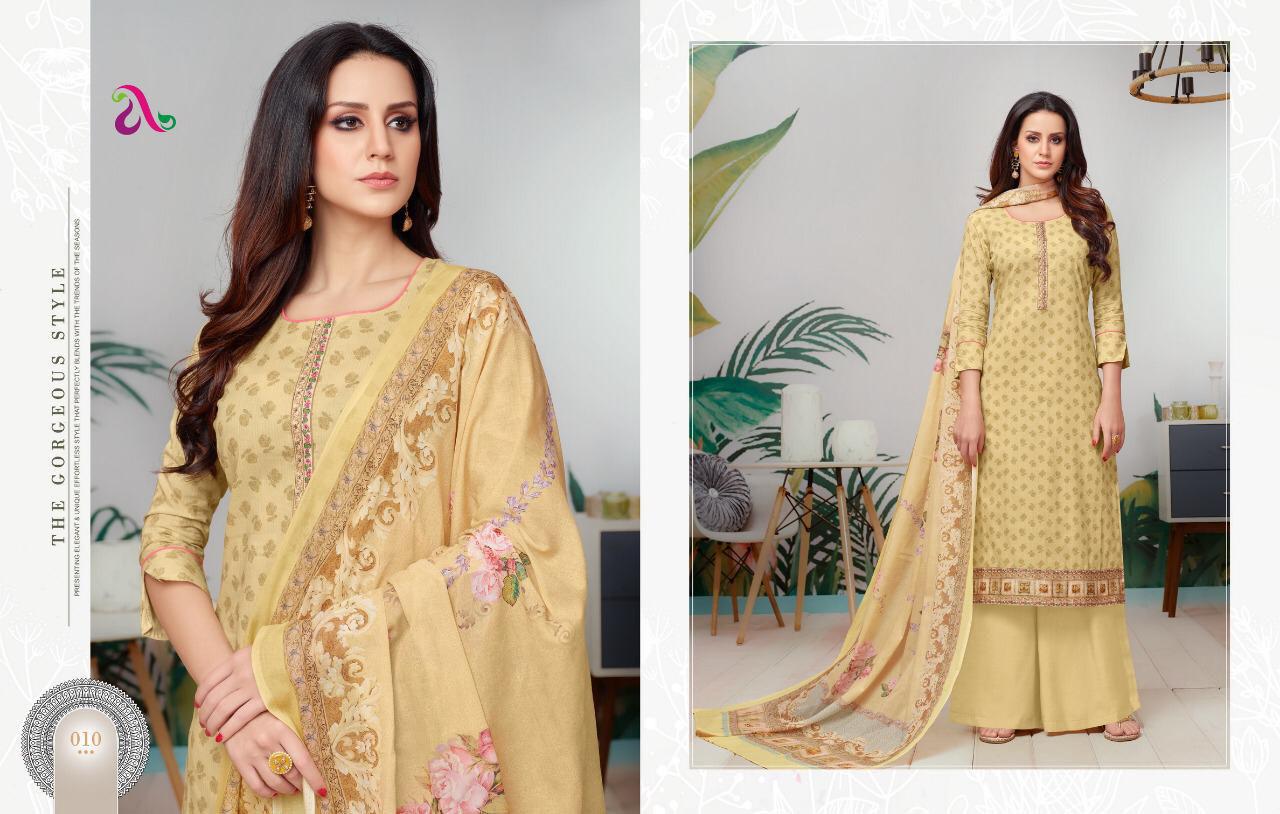 Chromate Angroop Plus Cotton Printed Wholesale Dress Material