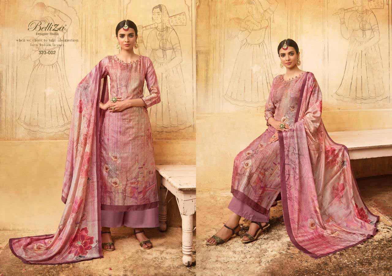 Evana Tussur Kotha Wholesale Dress Material