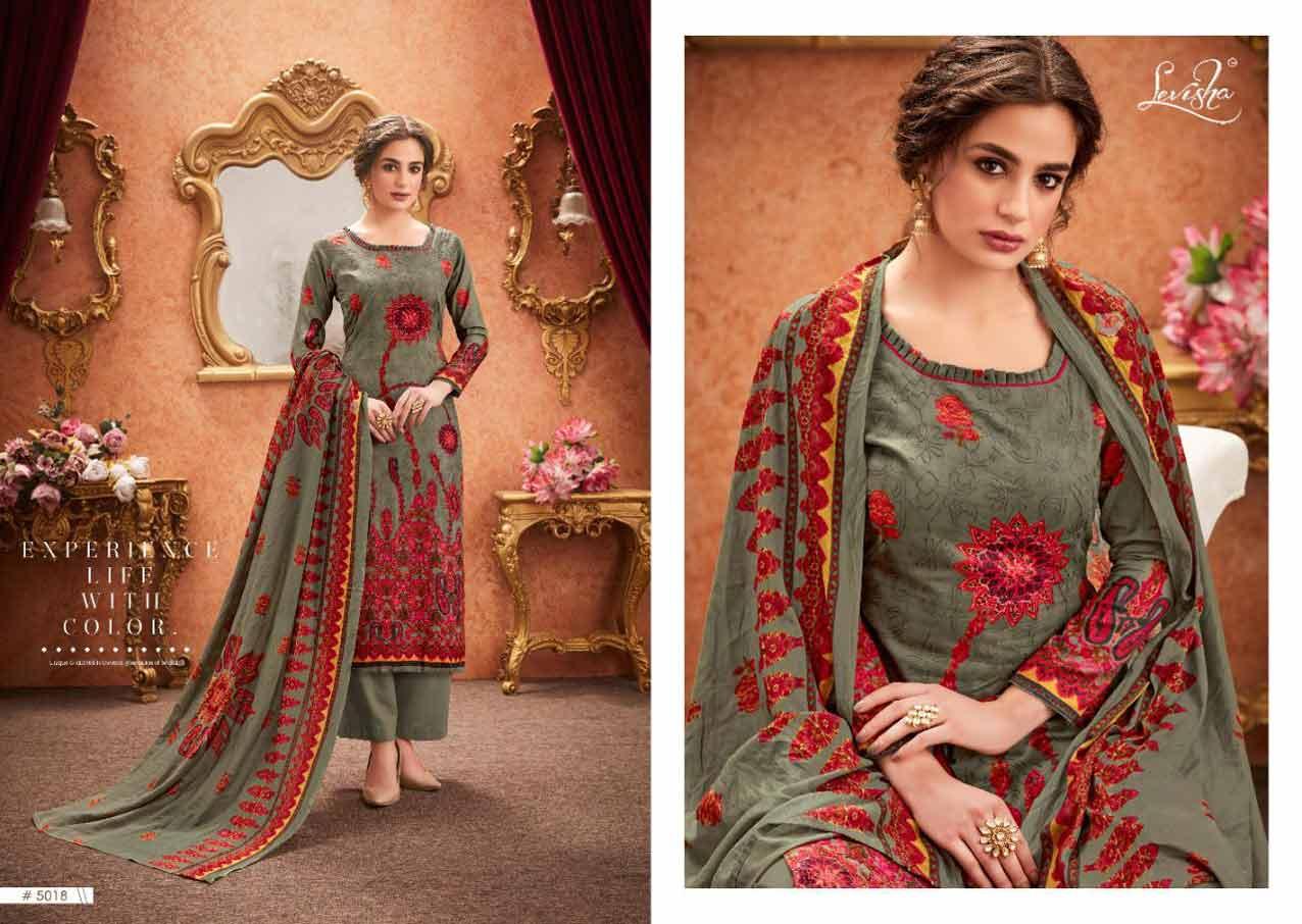 Falak Aari Work Wholesale Dress Material