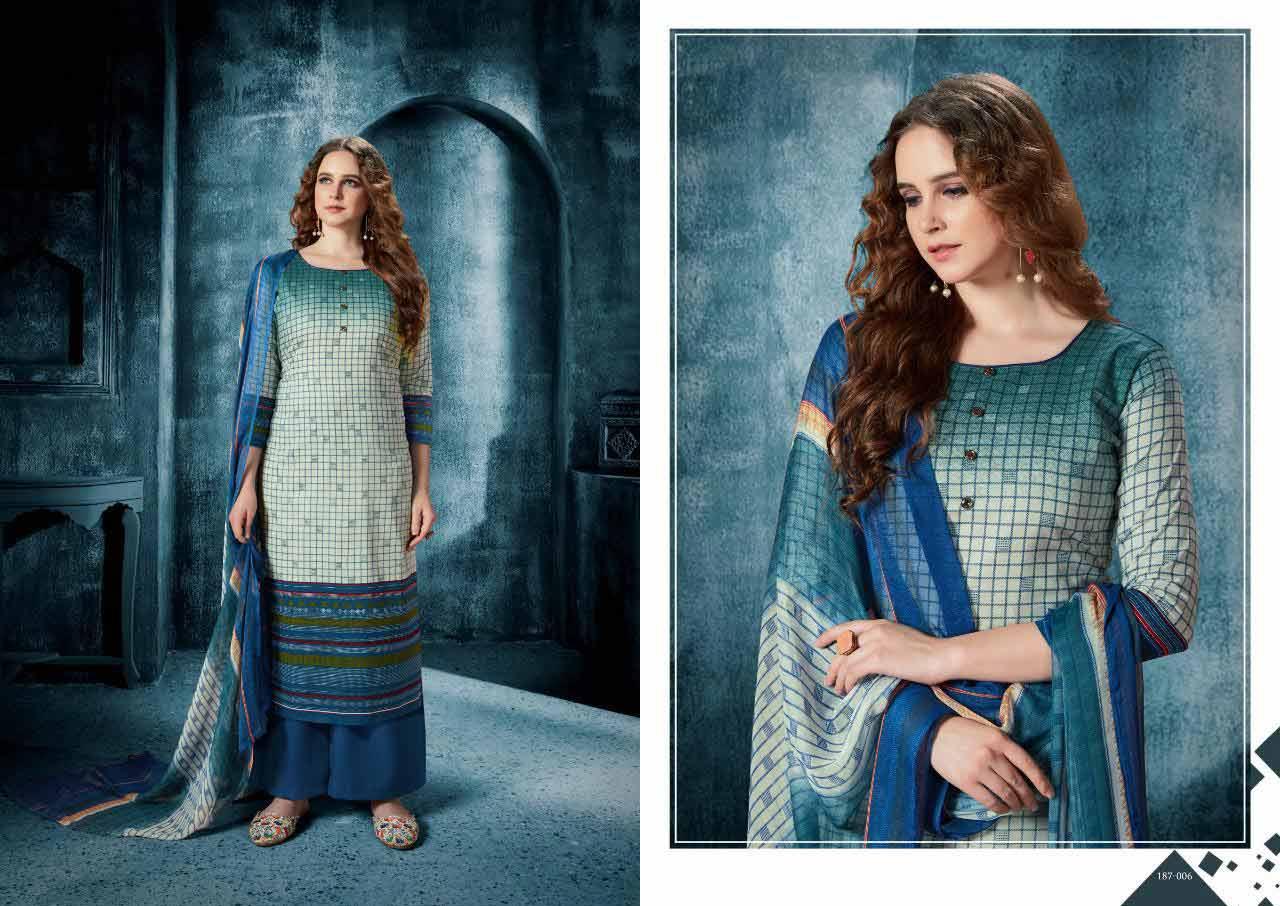 Kriza Cambric Print Wholesale Dresses