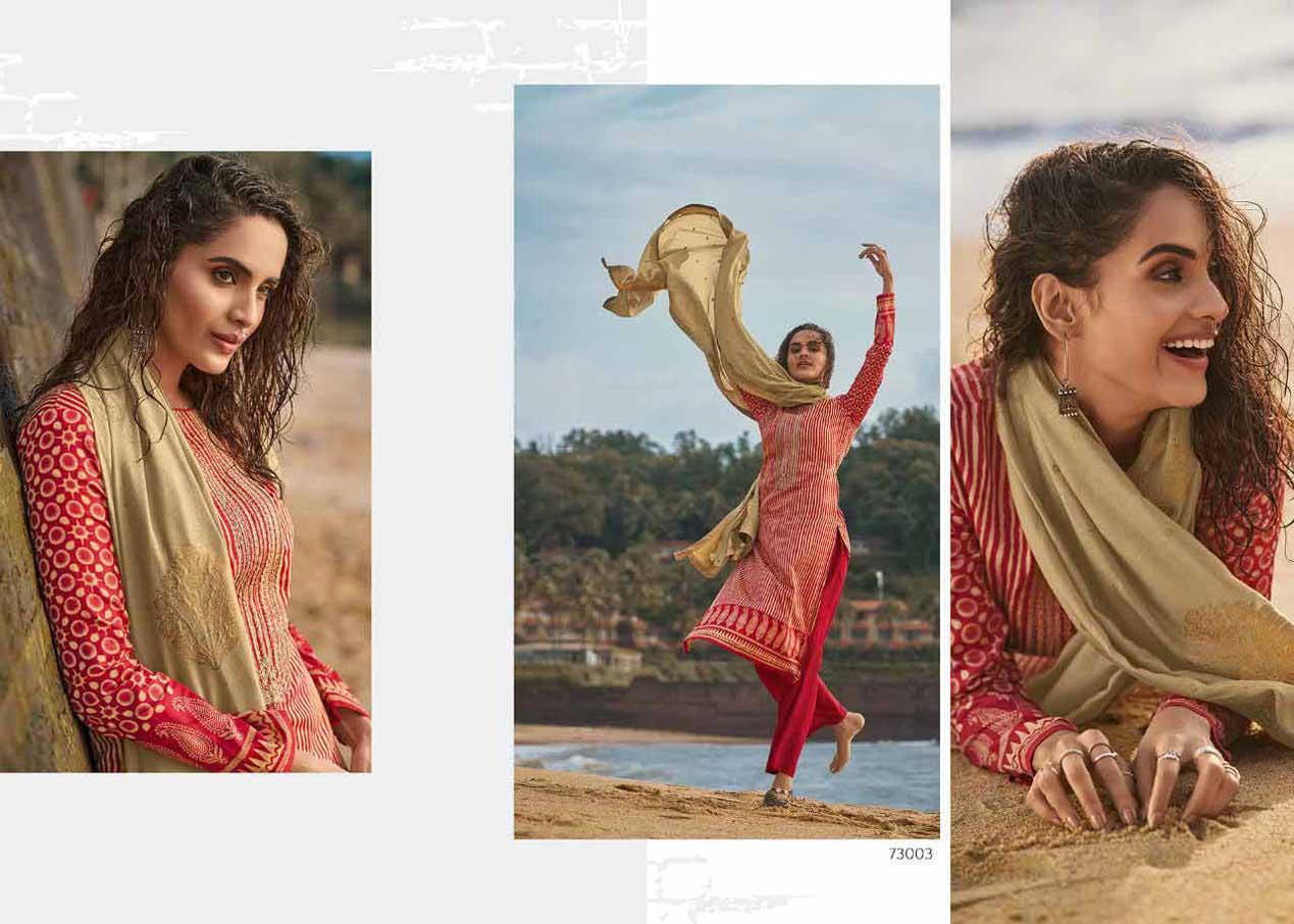 Mahira Jam Cotton Wholesale Dress Material