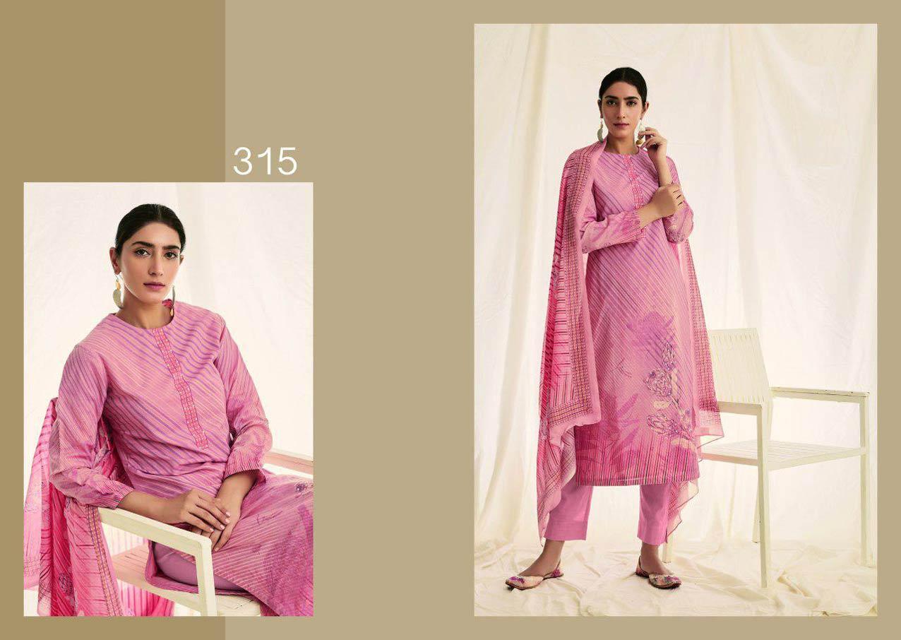 Nushrat Cotton Digital Print Wholesale Dresses