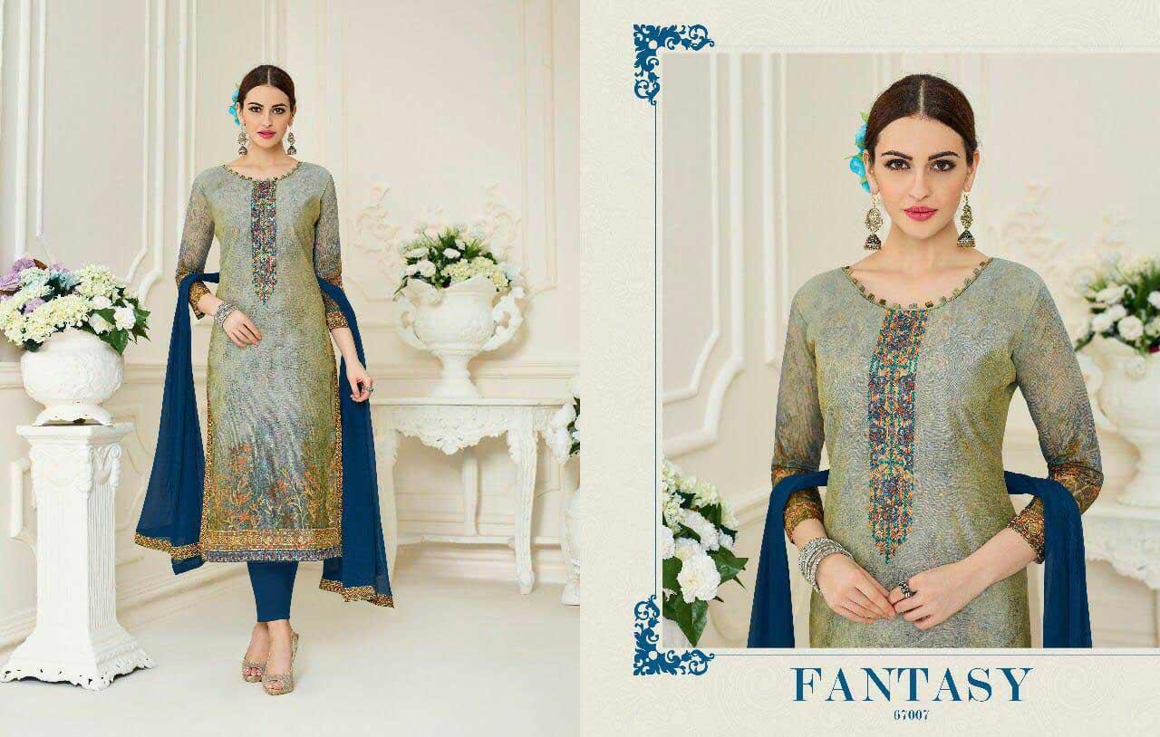 Pakeeza Modal Print Wholesale Dress Material