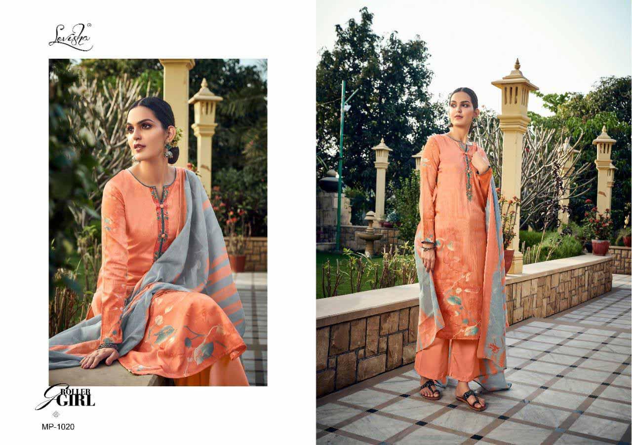 Panchhi Levisha Cotton Printed Dress Materials