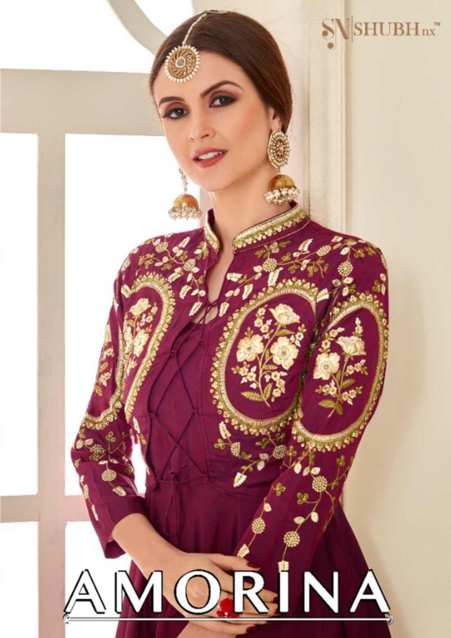 Amorina Soft Tapeta Wholesale Gown