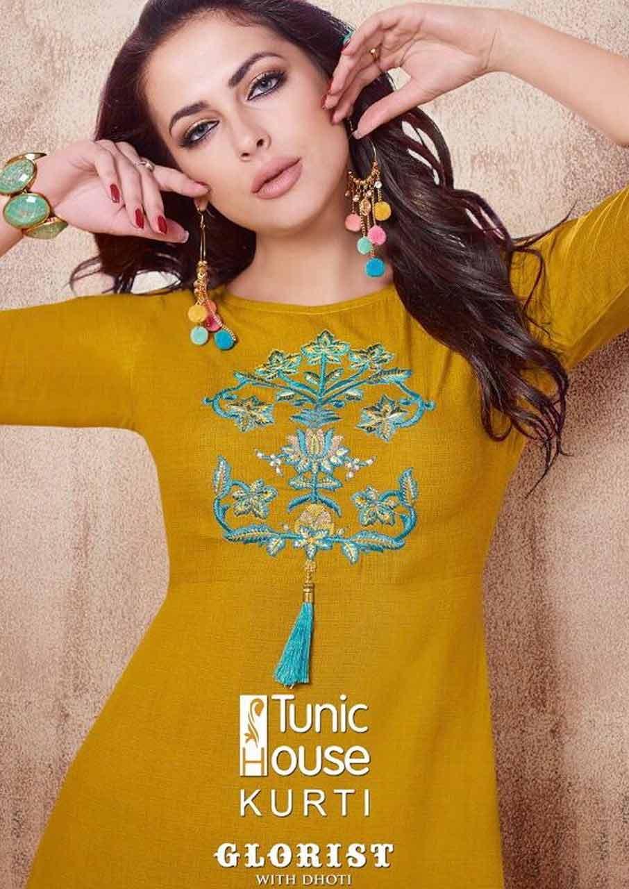 Neha Fashion Glorist Viscose Kurti Catalogue