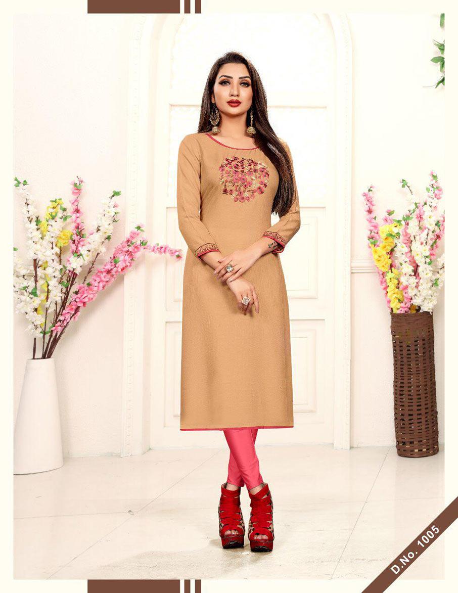 Kanika Alishka Fashion Wholesale Kurti Manufacturer