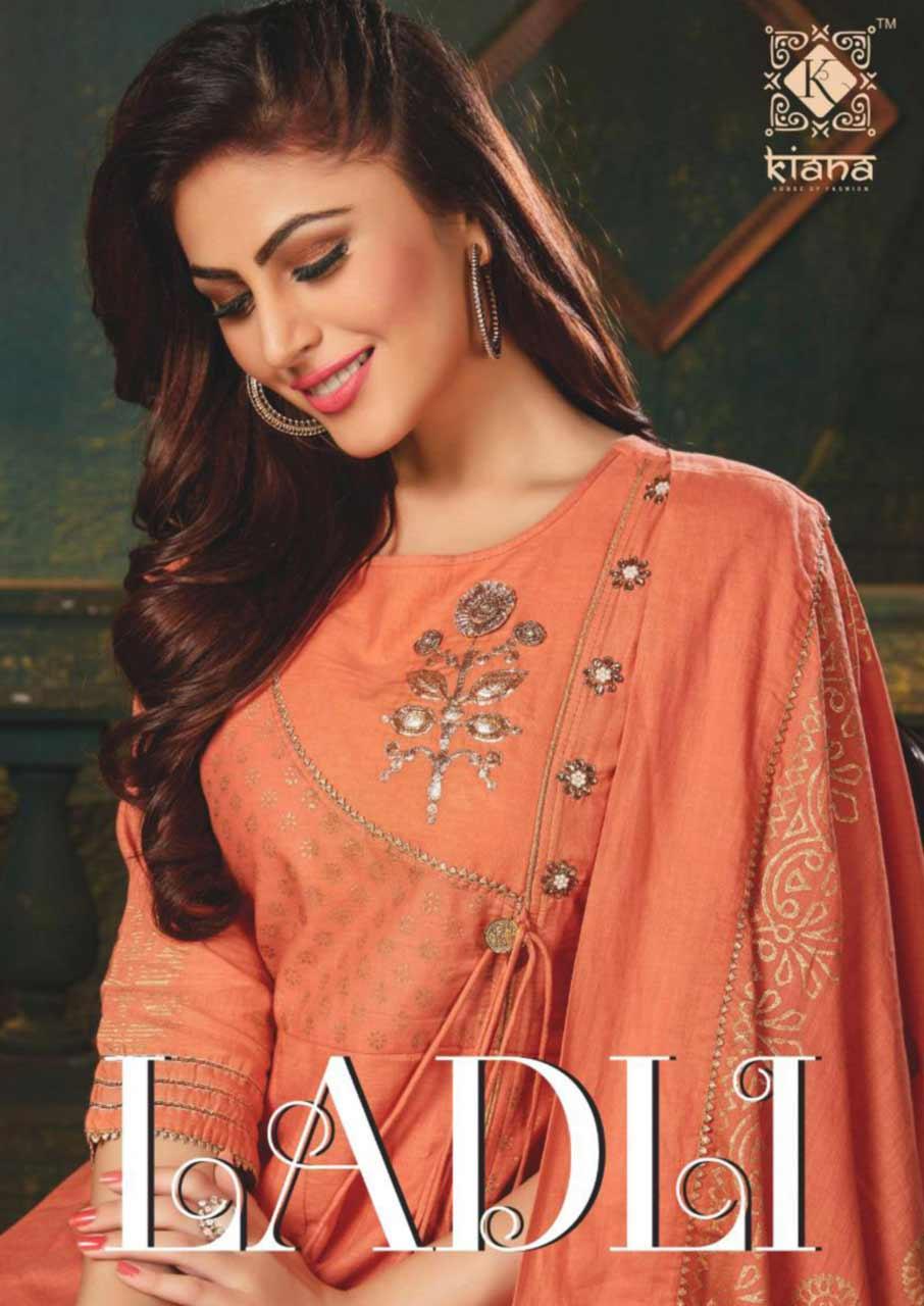 Ladli Floor Length Womens Kurti Catalog