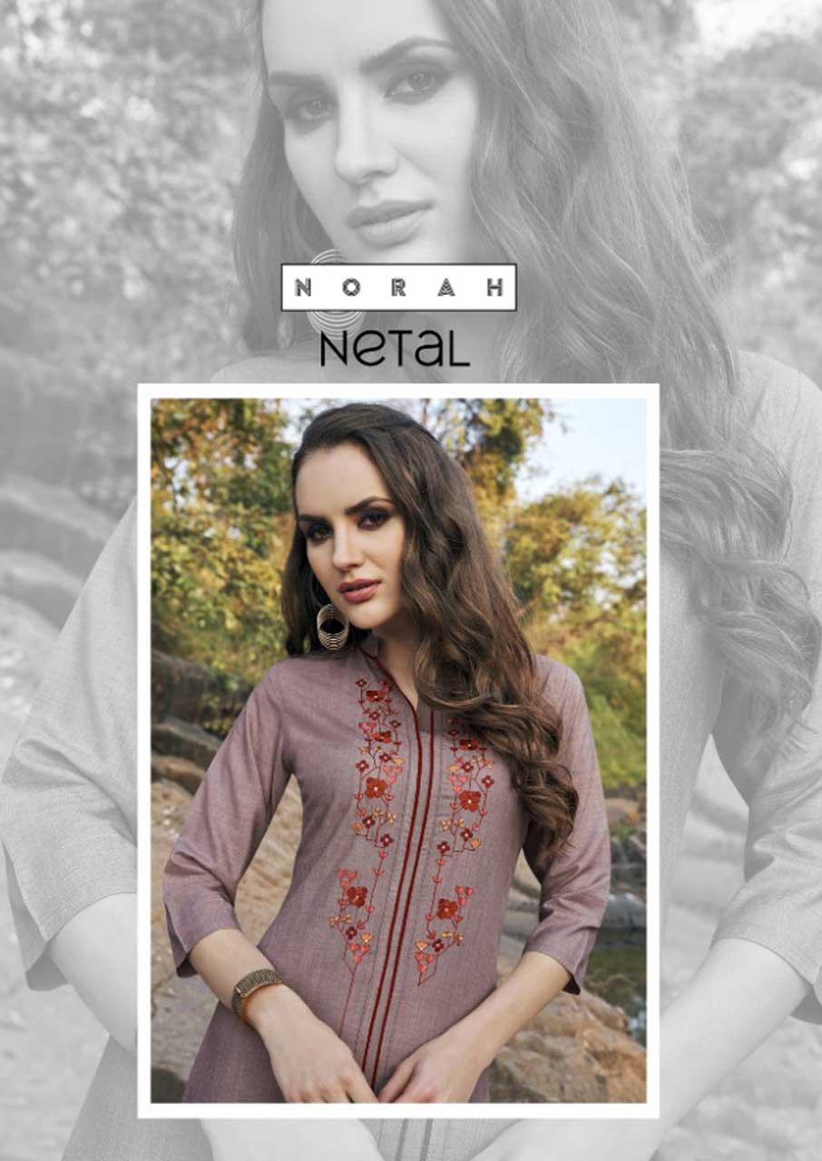 Netal Cotton Plazzo Kurti Garment Manufacturer