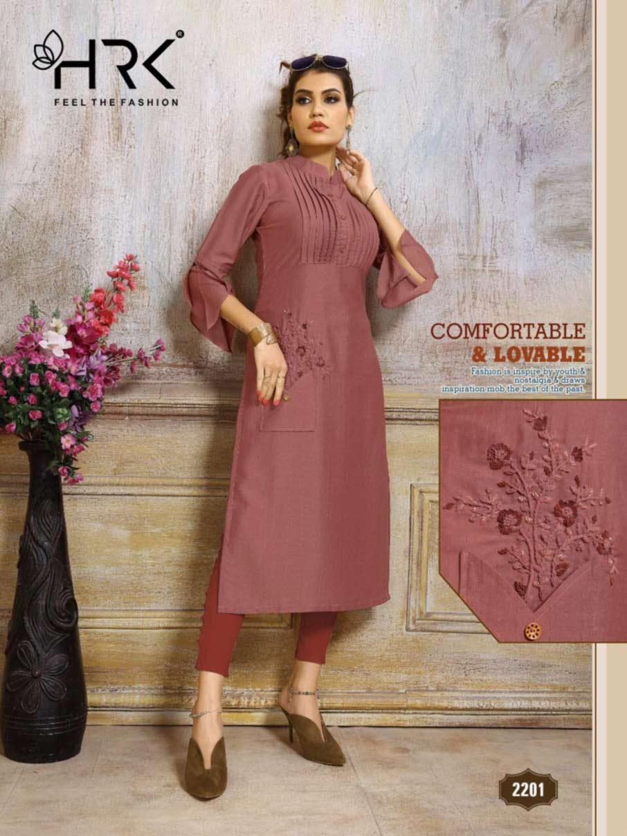 Peraals Chinon Butti Kurti Clothing Supplier