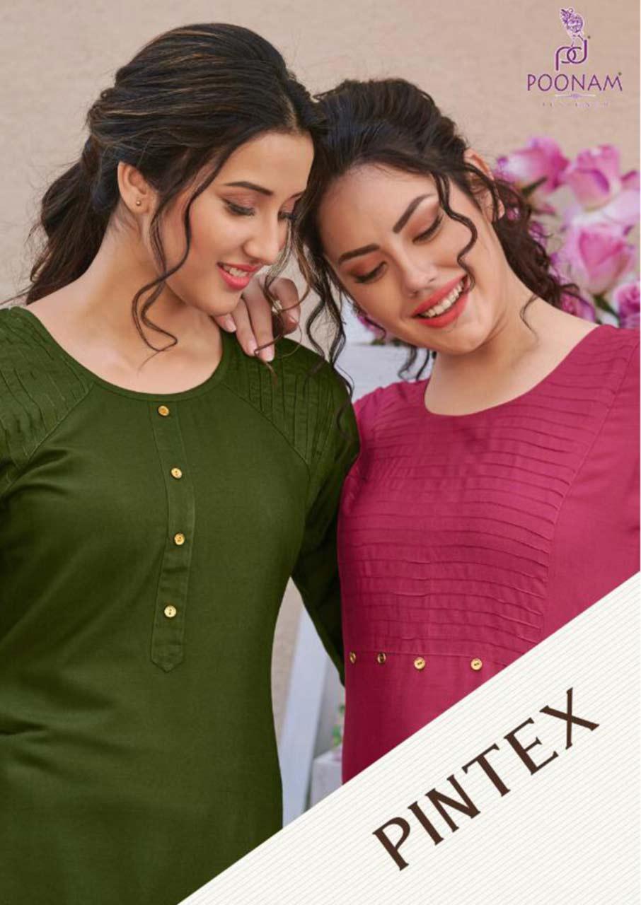Pintex Bigger Size Kurtis Wholesale Catalog