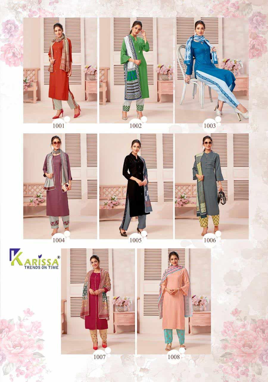 Vidisha Wholesale Palazzo Kurtis Catalog