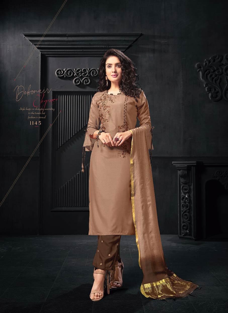 Manya Vintage Muslin Readymade Kurti Garments