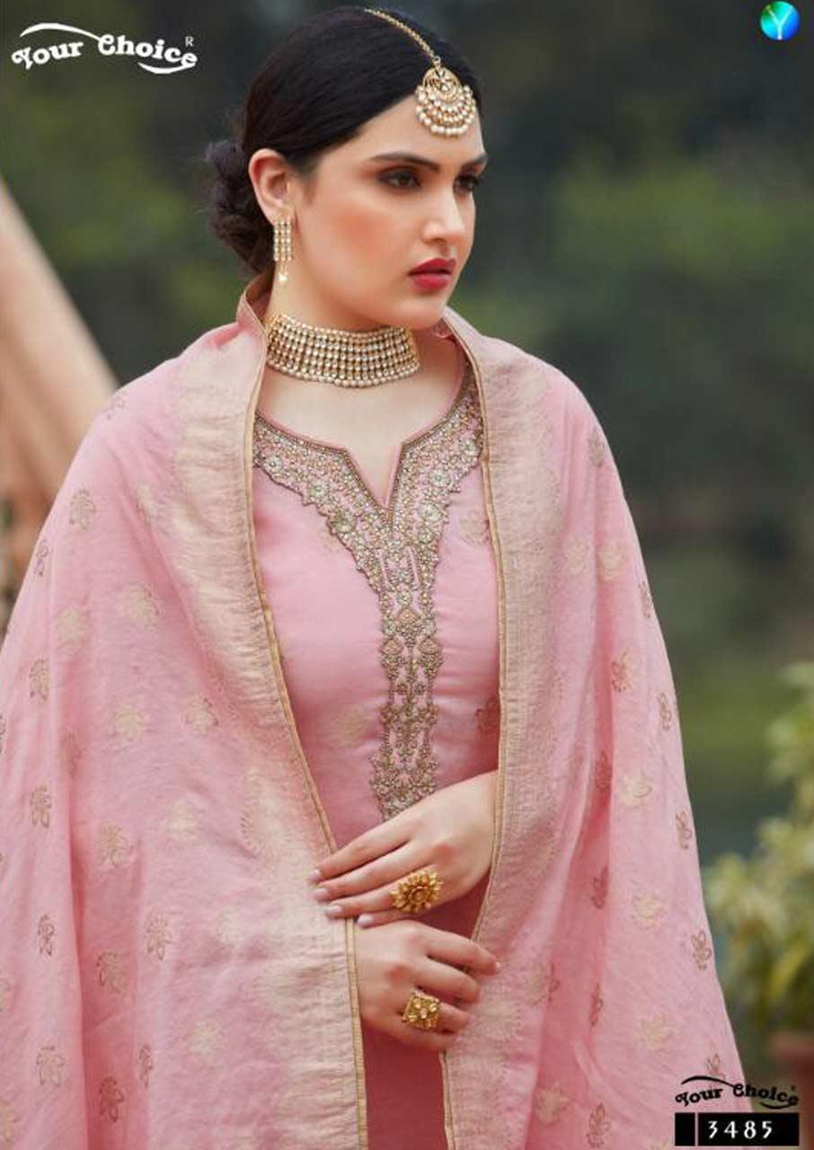 Gajban Modal Silk Wholesale Salwar Kameez