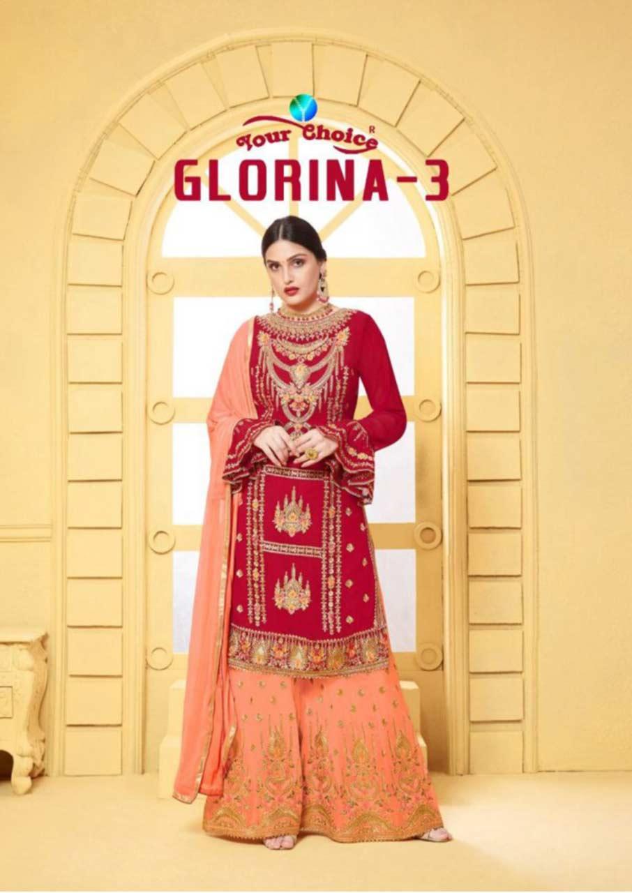 Your Choice Glorina-3 Suit Manufacturer