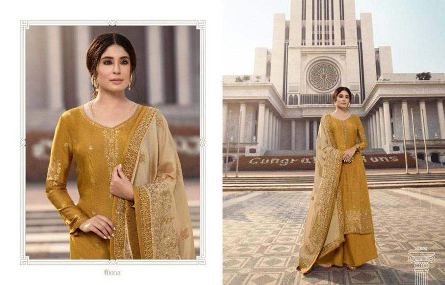 Kritika Jacquard Heavy Dupatta Salwar Suits Set
