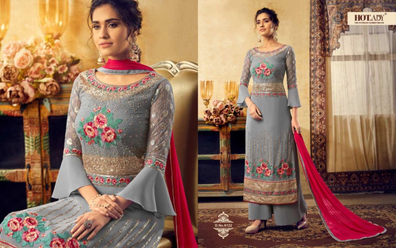 Mishti Viscose Georgette Wholesale Salwar Suit