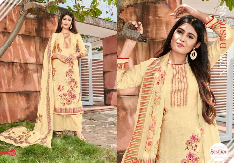 Nargis Woollen Pashmina Printed Salwar Suits