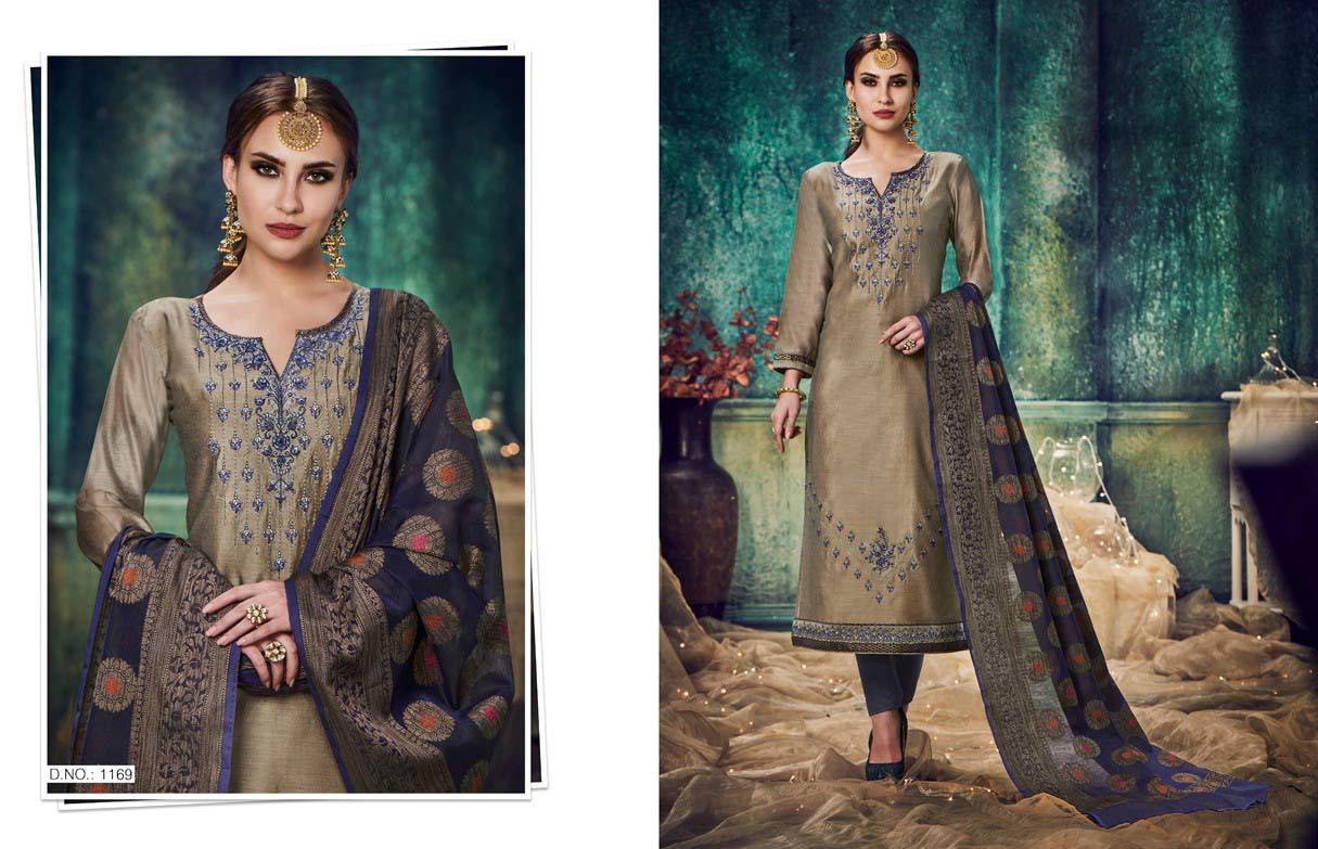 Rangrasiya Kajree Fashion Readymade Suits Collections