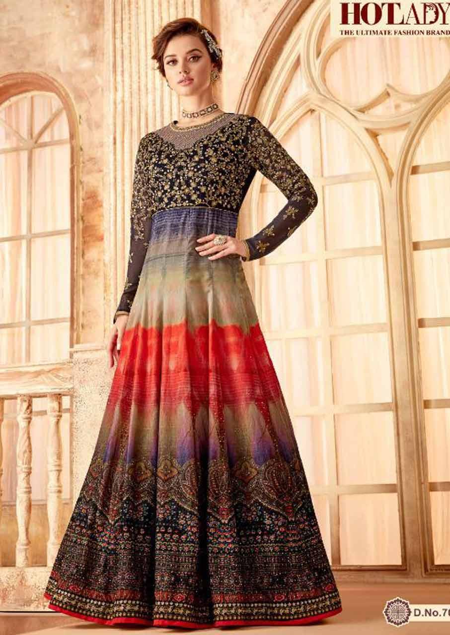 17905262bc Sameera Hotlady Velvet Georgette Bridal Wholesale Salwar Suit
