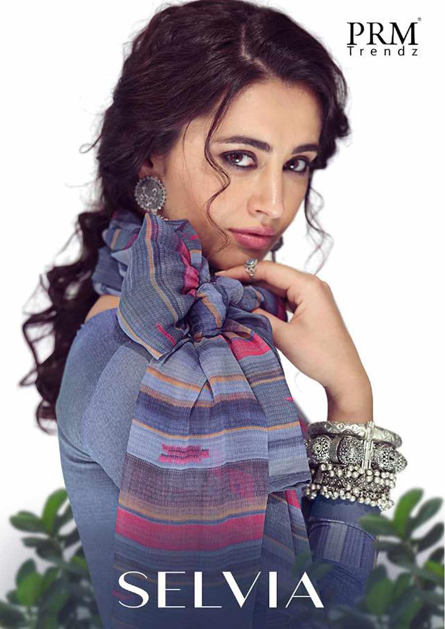 Selvia Lawn Digital Printed Salwar Suits Wholeseller