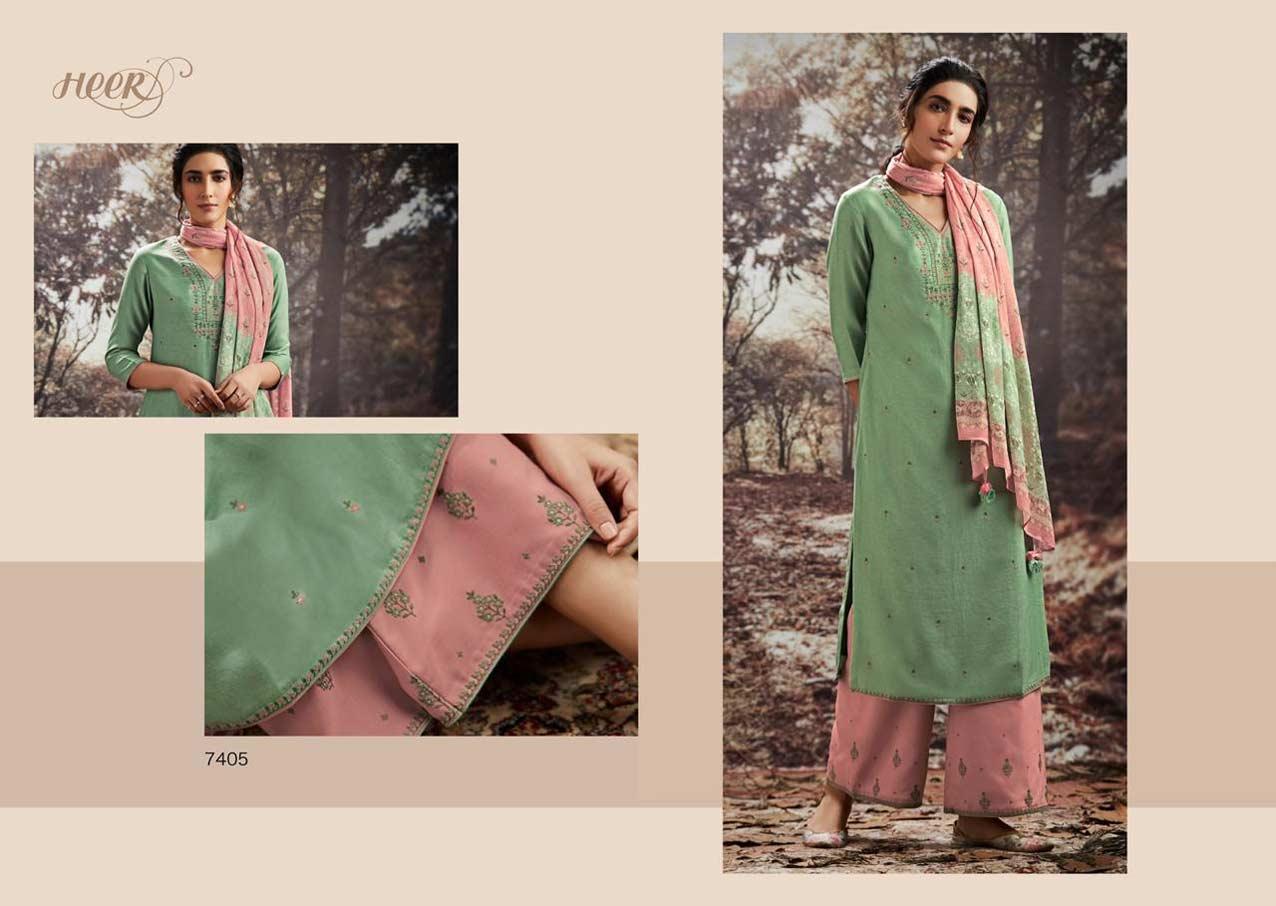 Sukun Wholesale Salwar Kammez Catalogue Set