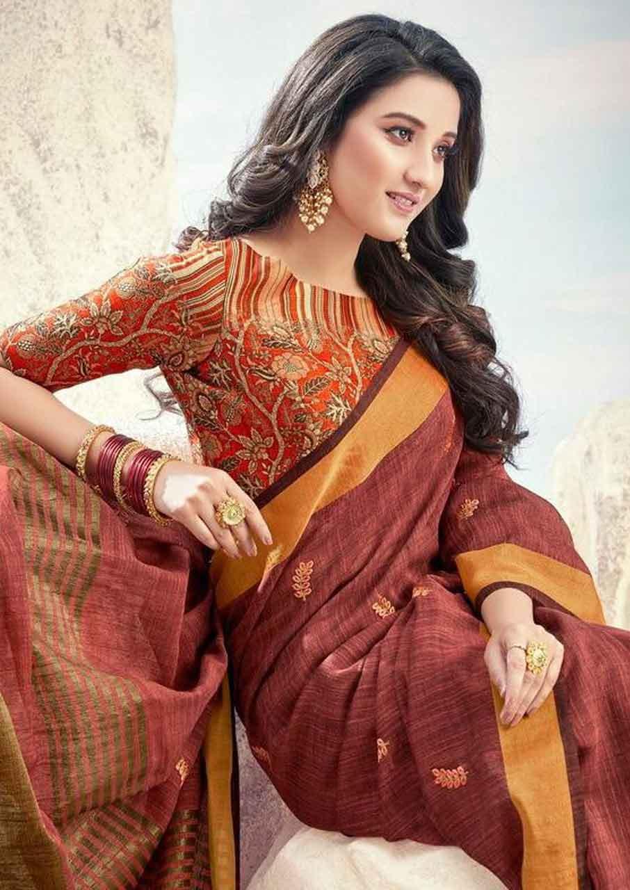 Manorama Formal Wear Saree Catalog Set