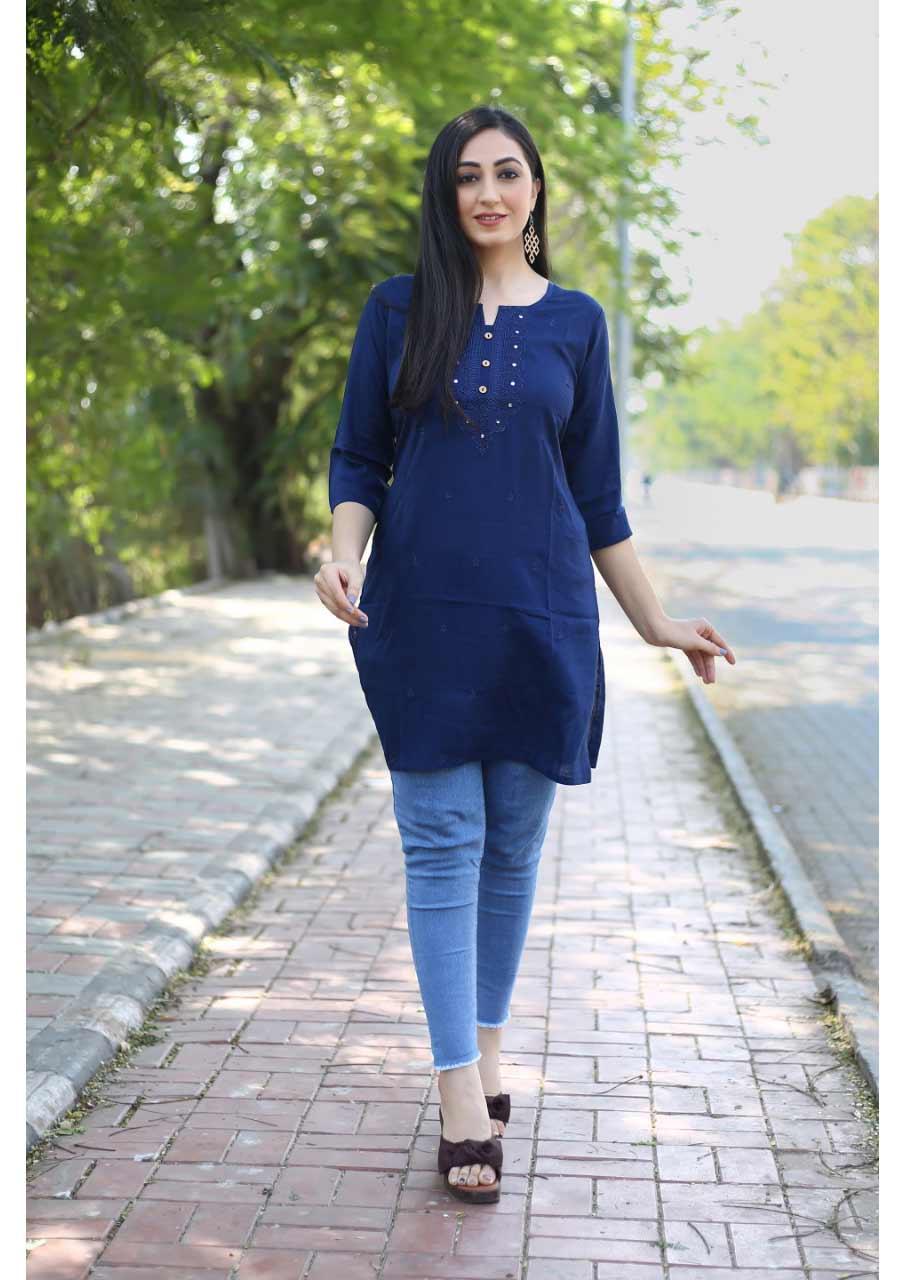 Summer Rayon Tops Catalogue Garment